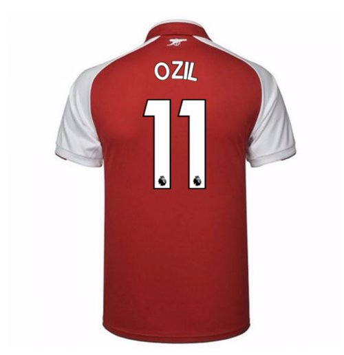 2017-18 Arsenal Home Shirt (Ozil 11)