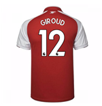 2017-18 Arsenal Home Shirt (Giroud 12)