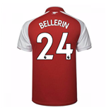 2017-18 Arsenal Home Shirt - Kids (Bellerin 24)