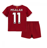 2017-18 Liverpool Home Baby Kit (M Salah 11)