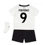 2017-18 Liverpool Away Baby Kit (Firmino 9)