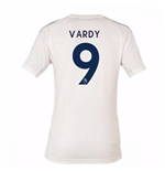 2017-18 Leicester City Third Shirt (Vardy 9)