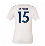 2017-18 Leicester City Third Shirt (Maguire 15) - Kids