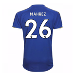 2017-18 Leicester City Home Shirt (Mahrez 26)