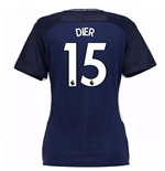 2017-18 Tottenham Womens Away Shirt (Dier 15)