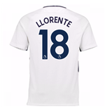 2017-18 Tottenham Home Shirt (Llorente 18) - Kids