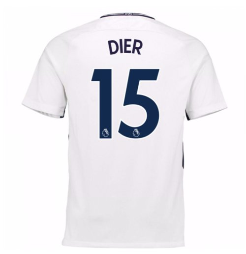 2017-18 Tottenham Home Shirt (Dier 15)
