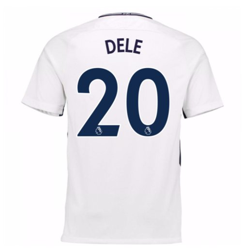 2017-18 Tottenham Home Shirt (Dele 20) - Kids