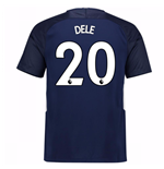 2017-18 Tottenham Away Shirt (Dele 20) - Kids