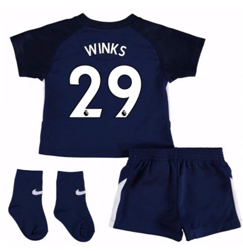 2017-18 Tottenham Away Baby Kit (Winks 29)