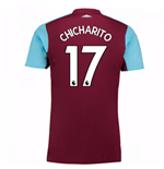2017-18 West Ham Home Shirt (Chicharito 17)