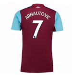 2017-18 West Ham Home Shirt (Arnautovic 7)