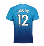 2017-2018 Arsenal Away Shirt (Giroud 12) - Kids