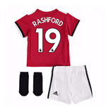 2017-2018 Man United Home Baby Kit (Rashford 19)