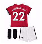 2017-2018 Man United Home Baby Kit (Mkhitaryan 22)
