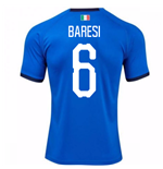 2018-19 Italy Home Shirt (Baresi 6) - Kids