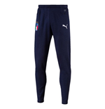 2018-2019 Italy Puma Casuals Performance Sweat Pants (Navy)