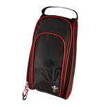 2018-2019 Wales Rugby WRU Shoe Bag (Black)