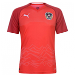2018-2019 Austria Home Puma Football Shirt