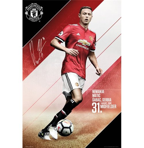 Manchester United FC Poster 281593