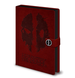 Marvel Comics Premium Notebook A5 Deadpool