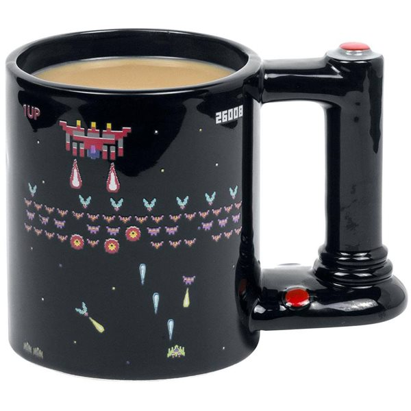 Retro Arcade Heat Change Mug