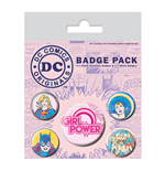 DC Comics Superheroes Pin 281898