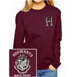 Harry Potter - Hogwarts Varsity - Unisex Sweatshirt Red