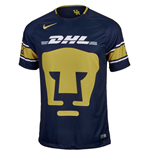 2017-2018 Pumas UNAM Away Nike Football Shirt