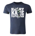 Harry Kane Tottenham Player T-Shirt (Navy)