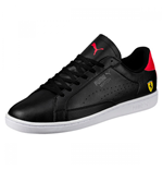 Puma Ferrari Evo Match Mens Trainers (Black)