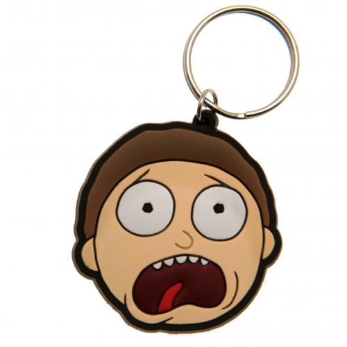 Rick And Morty Keyring Morty