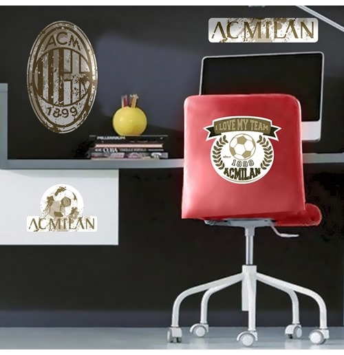AC Milan Wall Stickers 282179