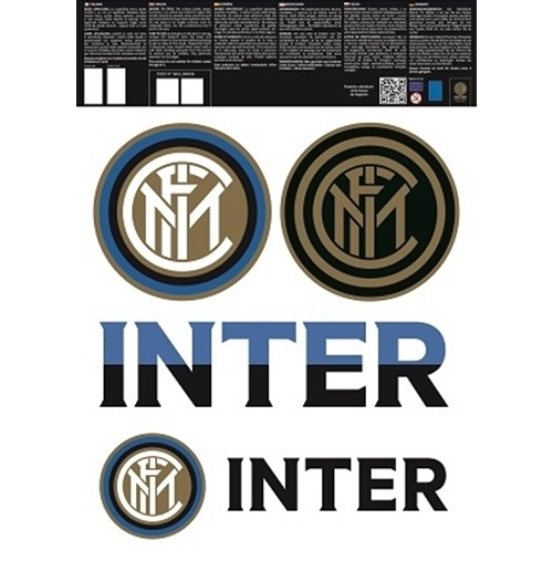 FC Inter Milan Wall Sticker - Logo