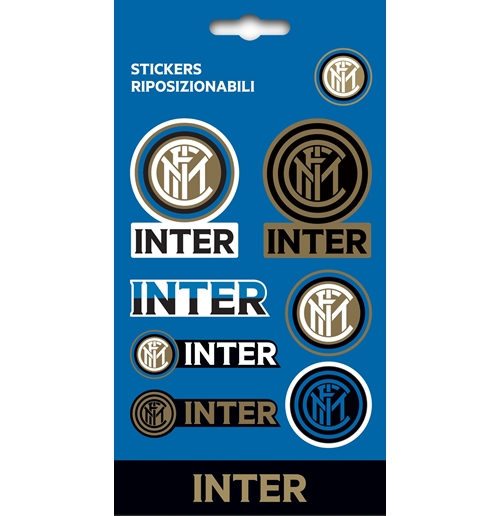 FC Inter Milan Logos Stickers