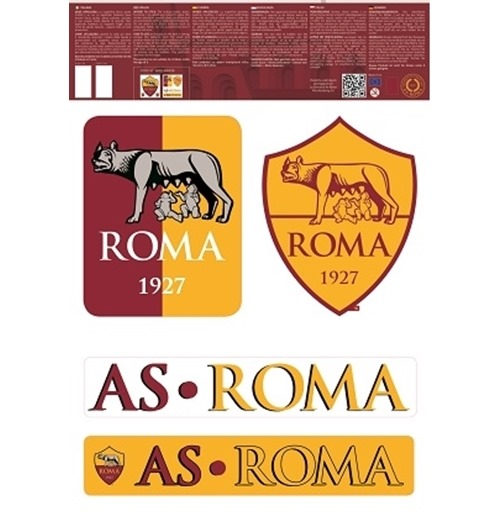 As roma wall stickers 282716 for only at for Wall stickers roma