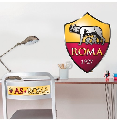 As roma wall stickers 282717 for only at for Wall stickers roma