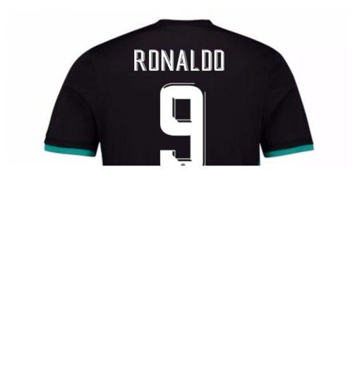 722f5a920 Buy Official 2017-18 Real Madrid Away Shirt - Kids (Ronaldo 9)