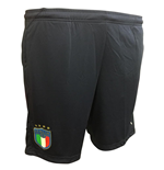 2018-2019 Italy Puma Training Shorts (Peacot)