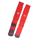 2018-2019 Switzerland Home Puma Football Socks (Red)