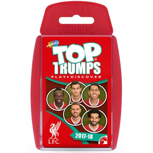 Liverpool F.C. Top Trumps 18