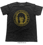 The Rolling Stones Men's Fashion Tee: Keith for President (Vintage Finish)