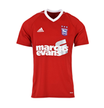 2017-2018 Ipswich Town Adidas Away Football Shirt