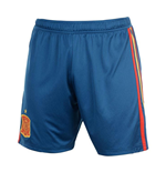 2018-2019 Spain Home Adidas Football Shorts (Blue)