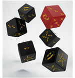 Batman Miniature Game Dice Set D6 Batman (6)