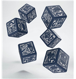 Doctor Who Deluxe Dice Set 6D6 (6)