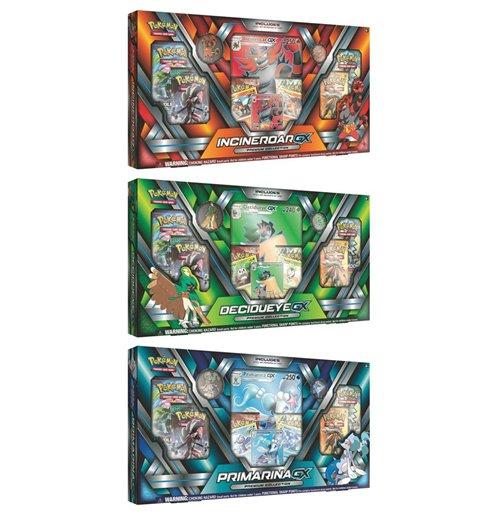 Pokemon Decidueye GX Premium Collection