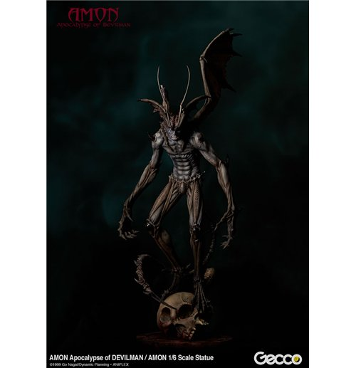 Buy Official Amon The Apocalypse Of Devilman Statue 1/6