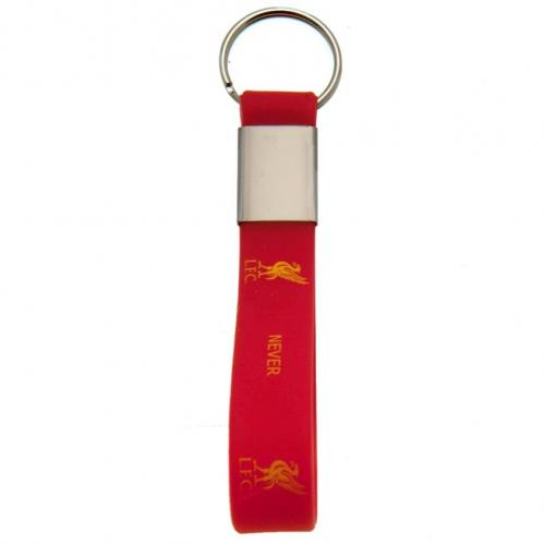Liverpool F.C. Silicone Keyring