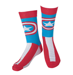 Captain America - Stars and Stripes Socks